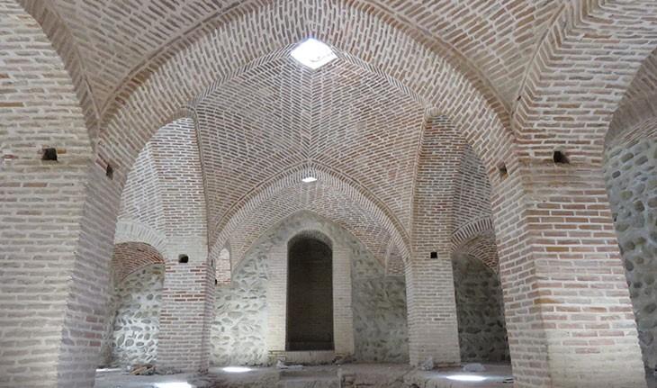 حمام مصباح در کرج، یادگار معماری دوران قاجار