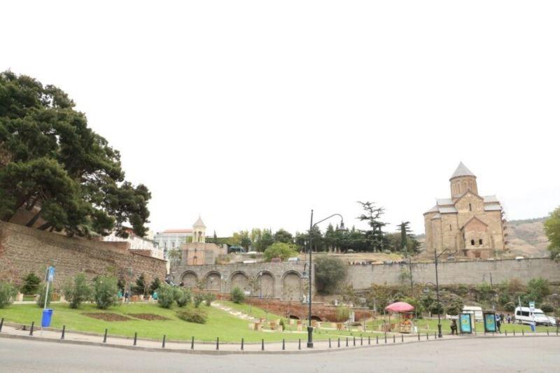 Europe Square Tbilisi
