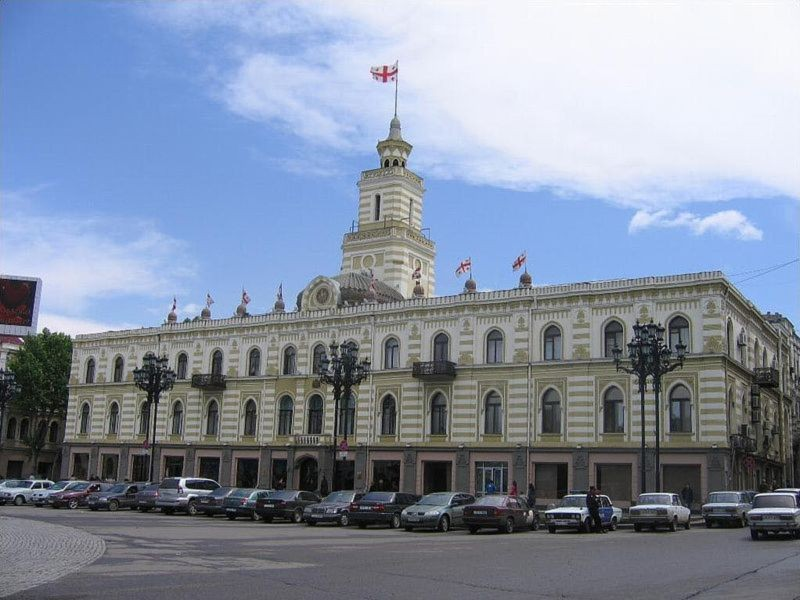 Tbilisi City Assembly Building