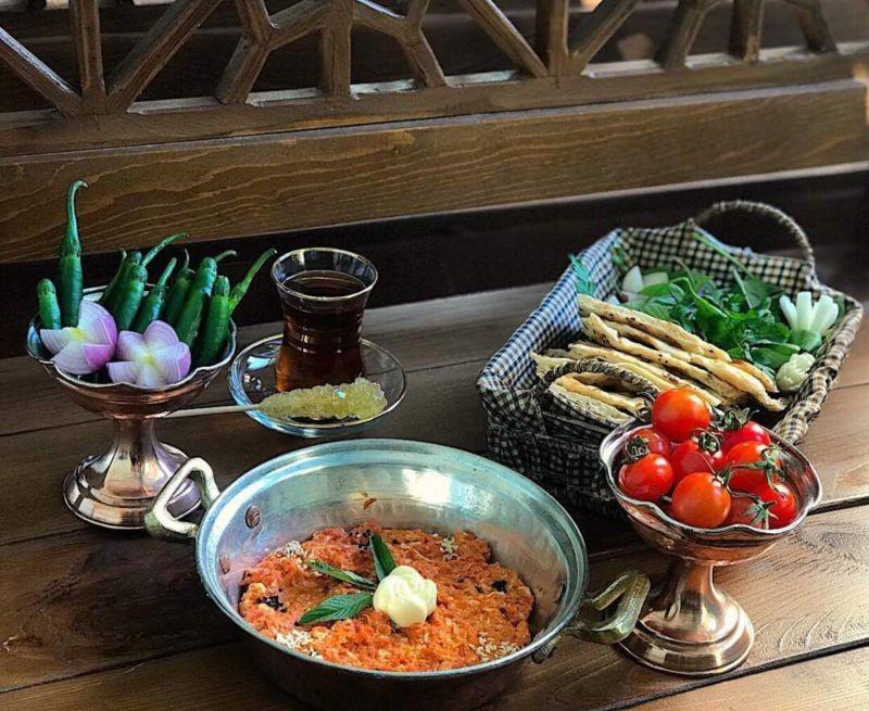 رستوران سلطنت بانو