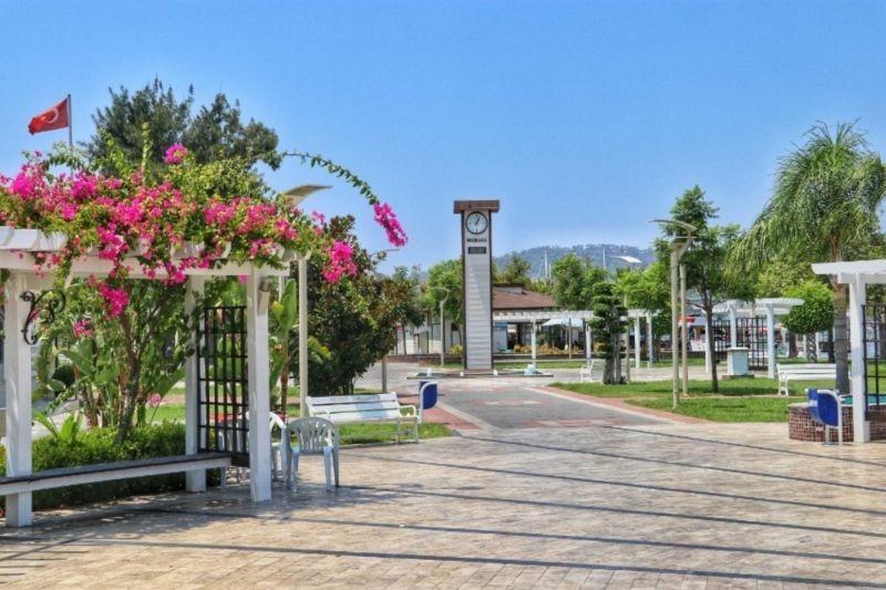 Municipality Park Fethiye