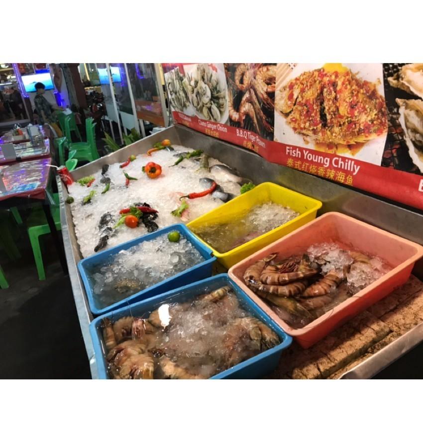 رستوران تانگ دنگ سی فوود