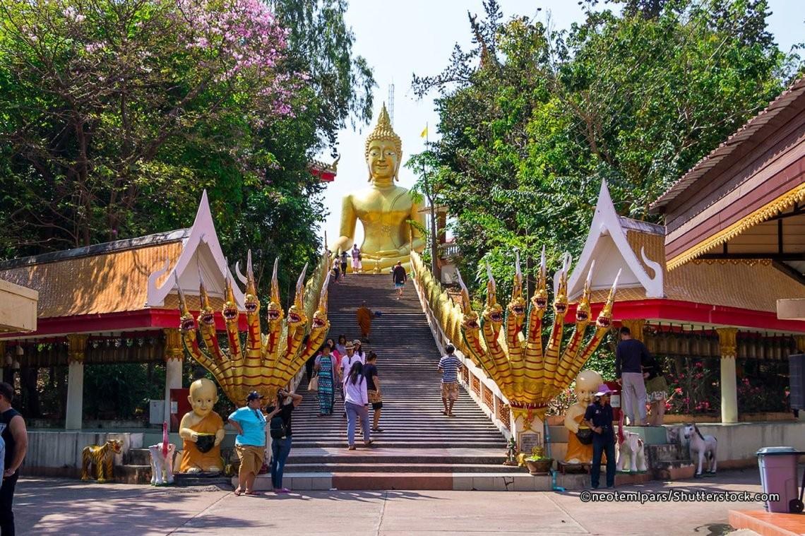 معبد وات فرا خائو یای
