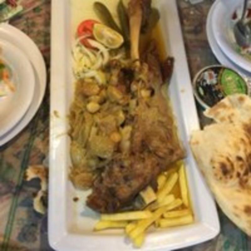 رستوران بلبل عنبران
