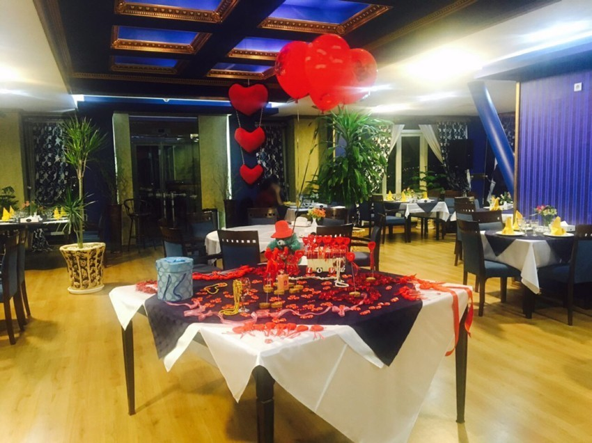 رستوران پاناروما هتل چمران (شیراز)