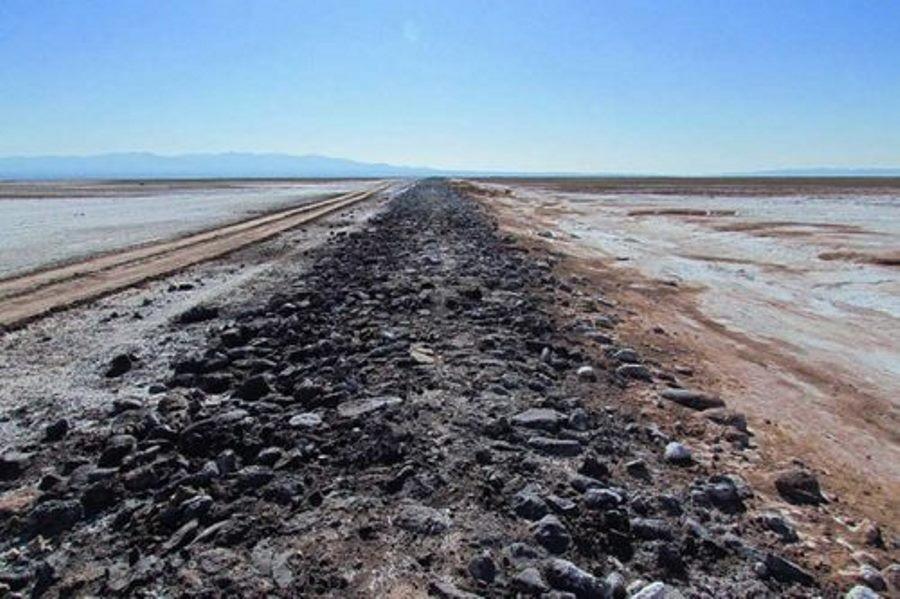 جاده سنگفرش سیاه کوه، شاهکار راه سازی دوران صفویه