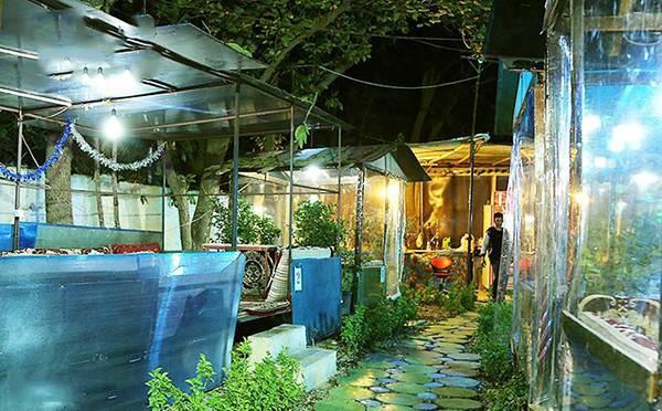 رستوران سنتي باغ لاله