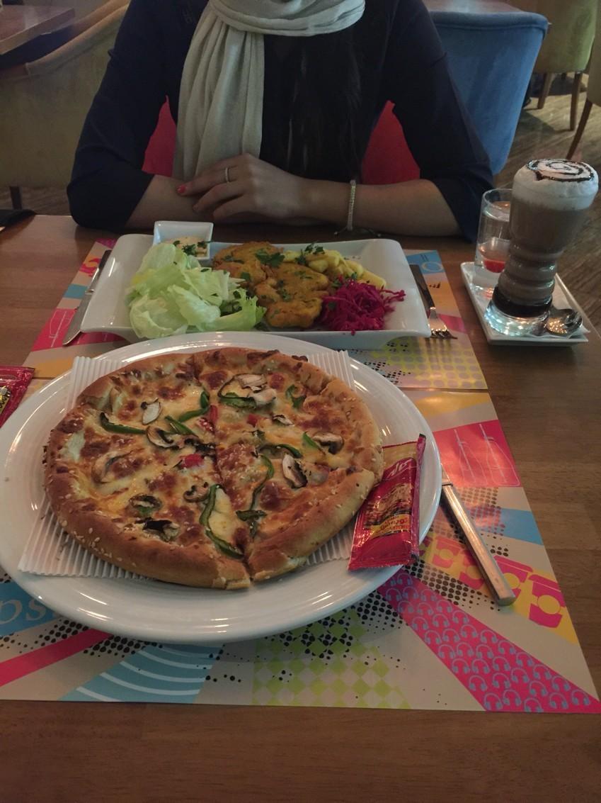 کافه رستوران امیر چاکلت (تبریز)