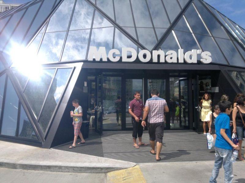 McDonalds(Batumi Branch)