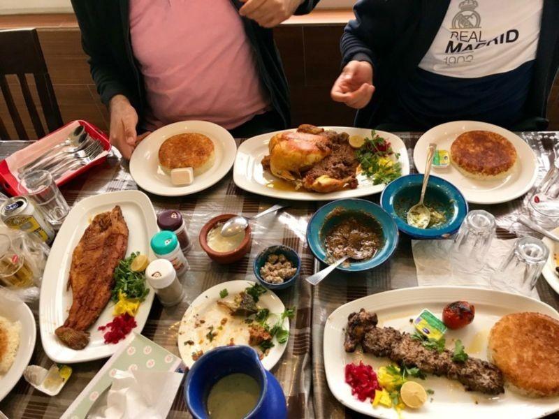 رستوران کندوج