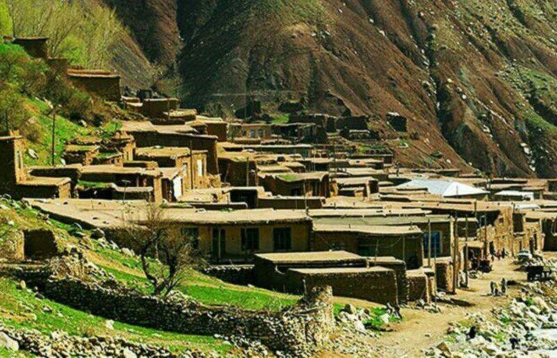 روستای عیش آباد