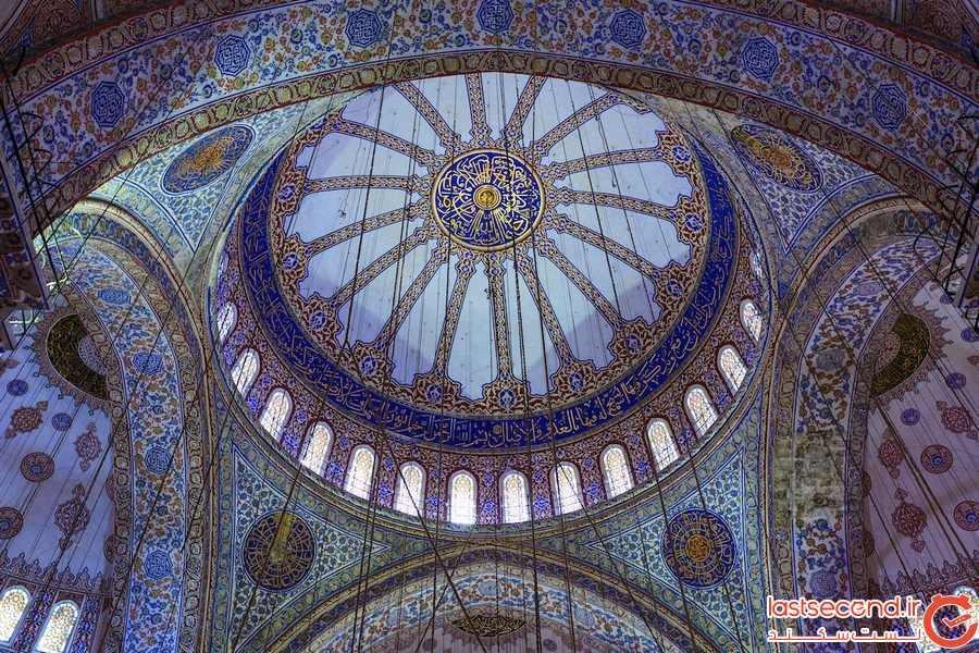 مسجد سلطان احمد (مسجد آبی)