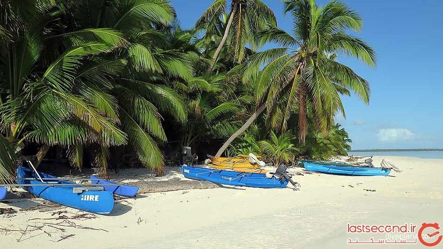 جزایر کوکوس کیلینگ؛ استرالیا