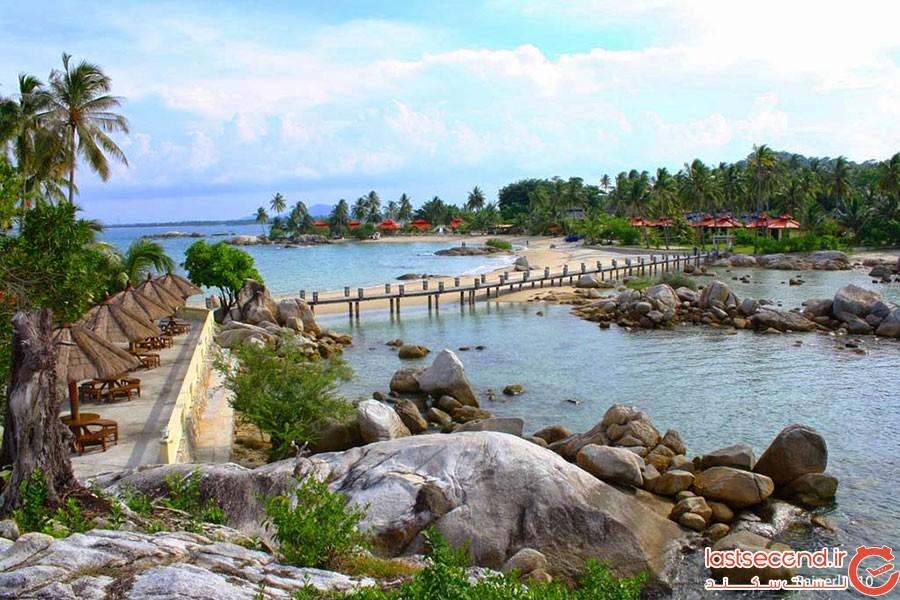جزایر بانگکا-بلیتونگ؛ اندونزی