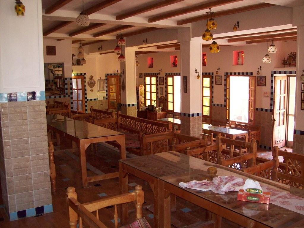 Viuna Restaurant Hotel Abyaneh