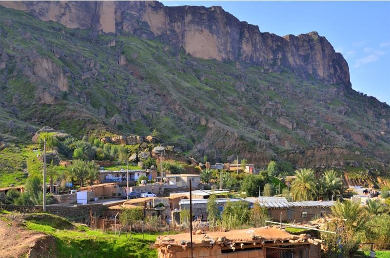 روستای پامنار دزفول، بهشت گمشده جنوب