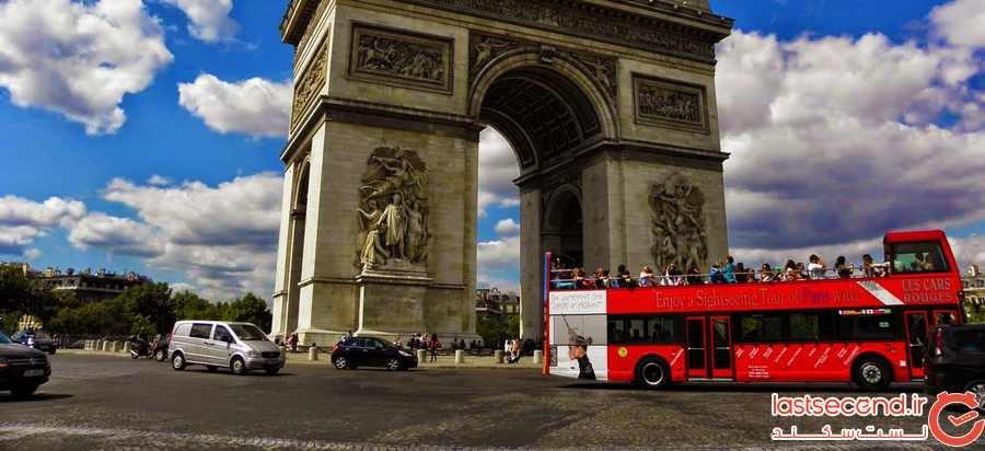 بهترین تورهای اتوبوس گردشگری (اتوبوس های Hop-on, Hop-off)