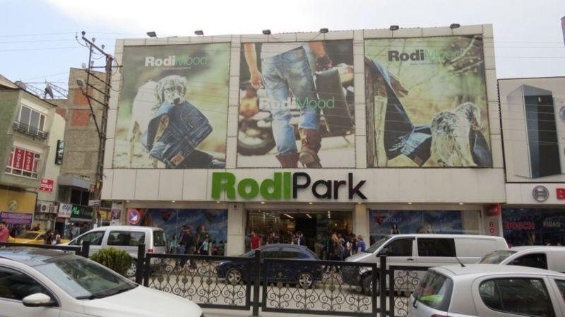 Rodi Park Shopping Center
