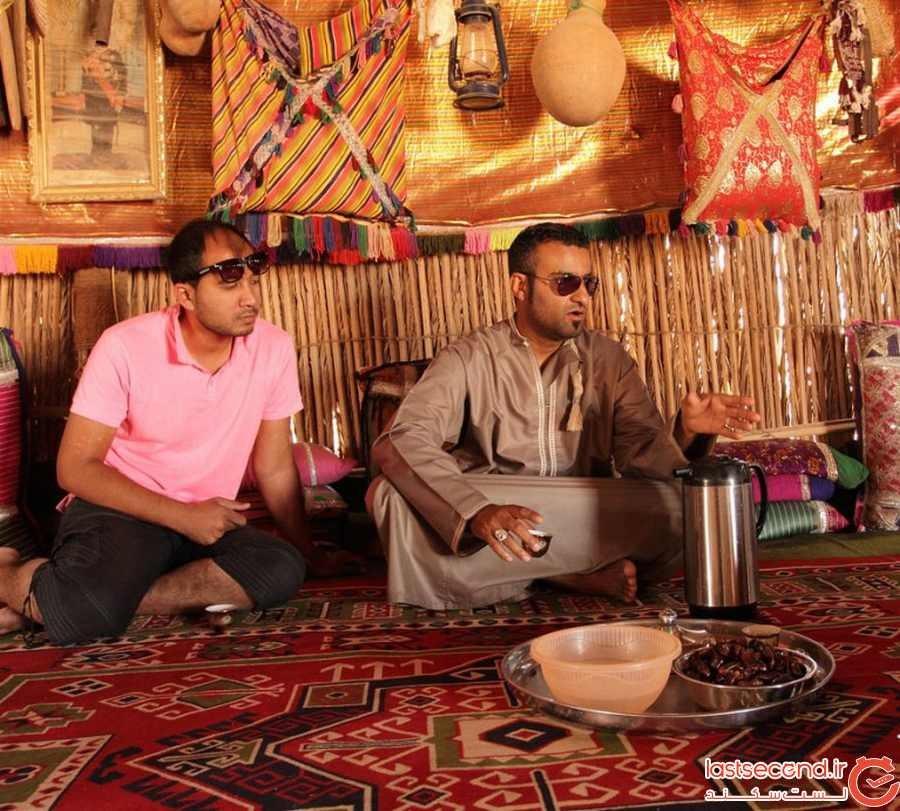 دلایلی که چرا باید به عمان سفر کنیم.