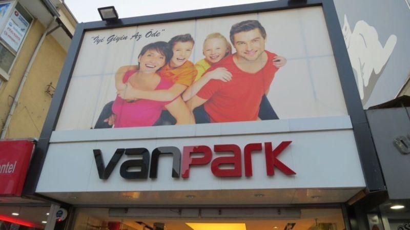 Van Park Shopping Center