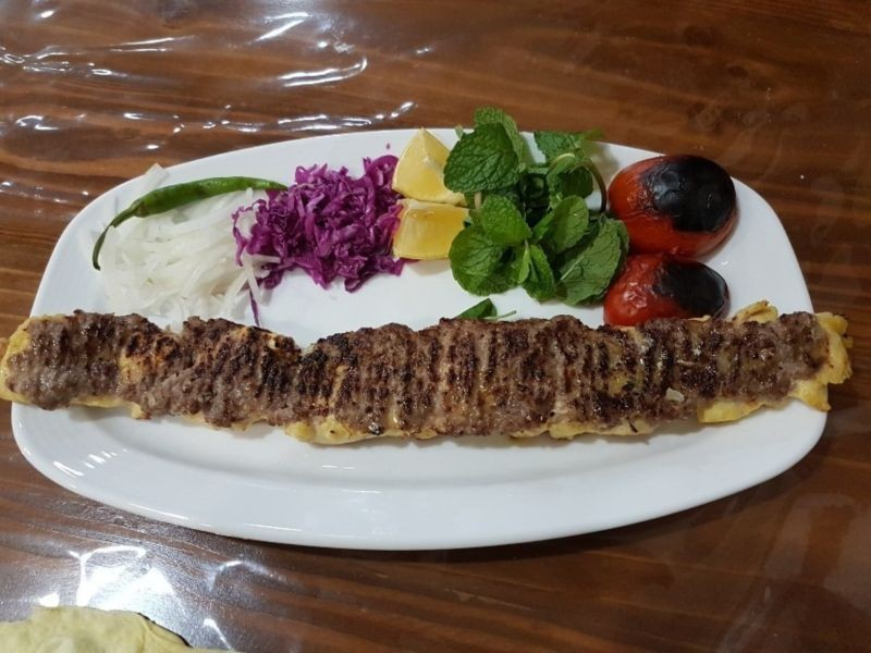 رستوران بناب کباب نصیری