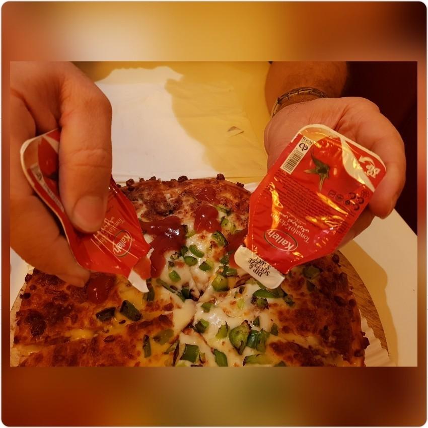 پیتزا اروئی