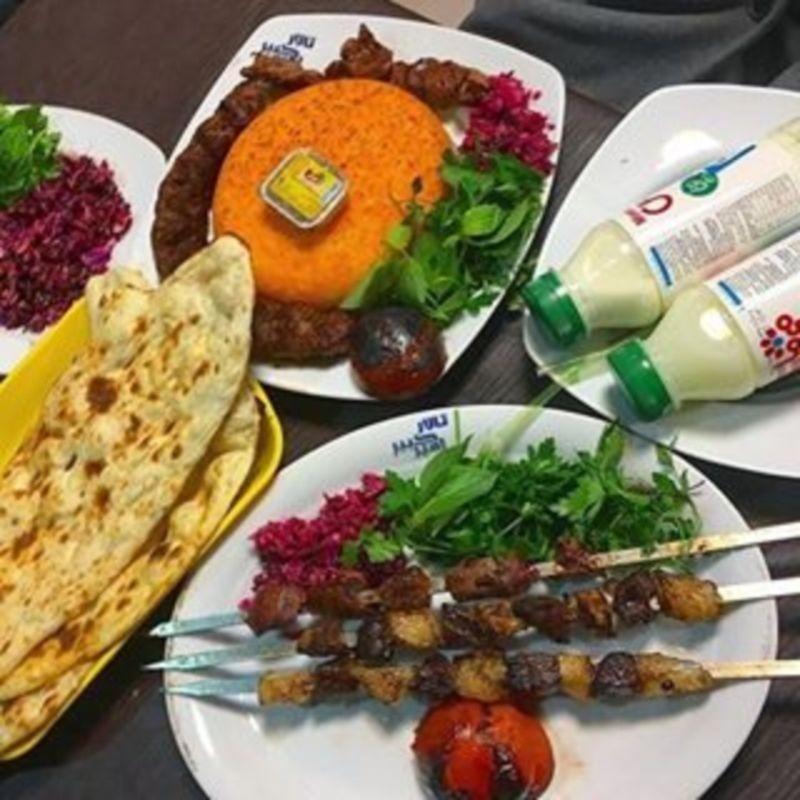 رستوران کته کبابی امیرکبیر