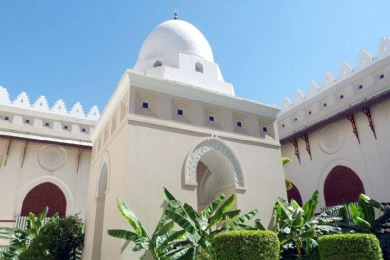 مسجد میغات دحول حلیفا بیر علی (مسجد شجره)