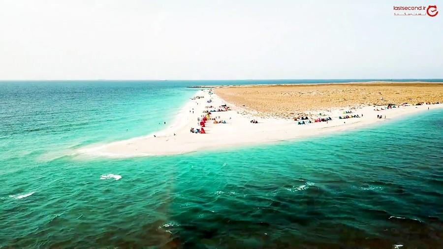 زیباییهای جزیره مارو