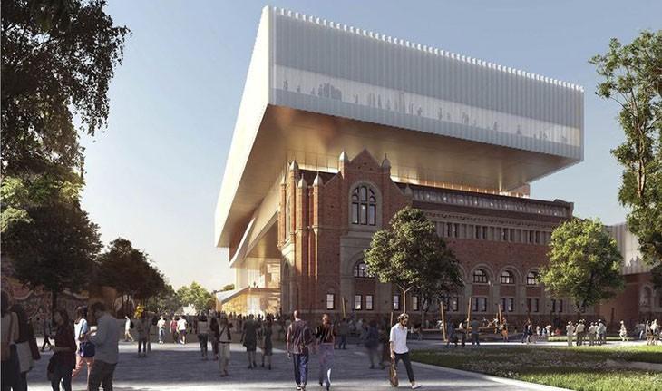 5 شاهکار معماری جهان که در سال جدید میلادی بنا خواهند شد 