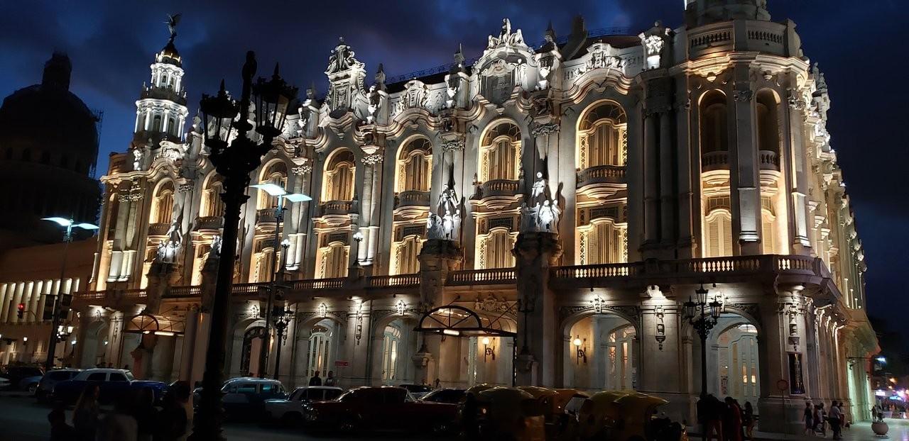 تئاتر بزرگ هاوانا