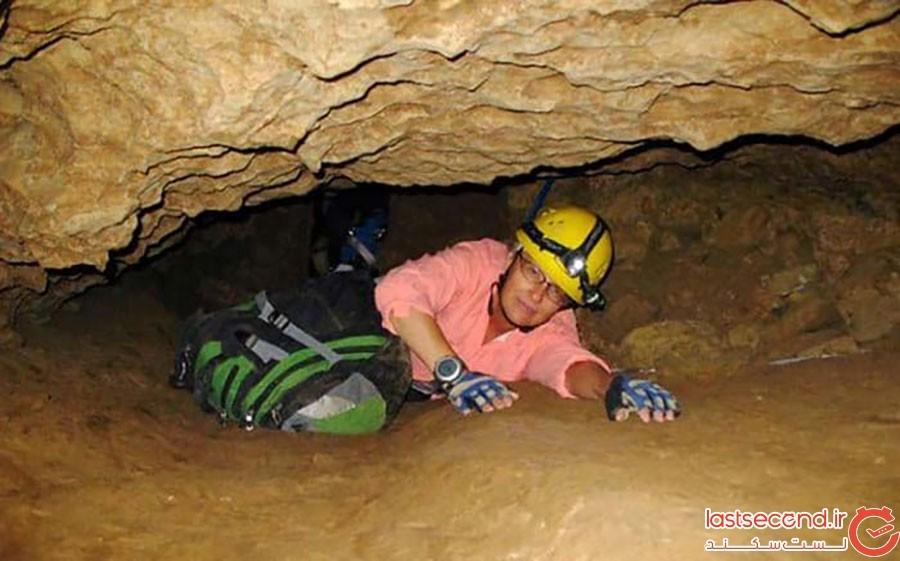 دانشمندان ناسا در کریستال های عظیم این غار، آثاری از حیات را کشف کردند!