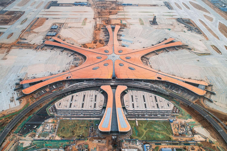 فرودگاه دکسینگ پکن، بزرگترین فرودگاه جهان