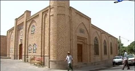 مسجد جامع میلان( اسکو)