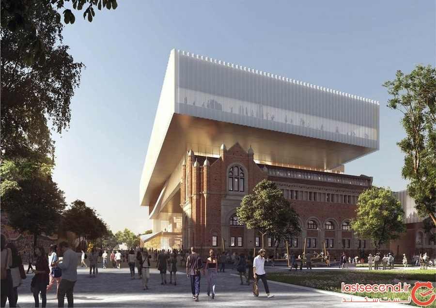 موزه جدید غرب استرالیا