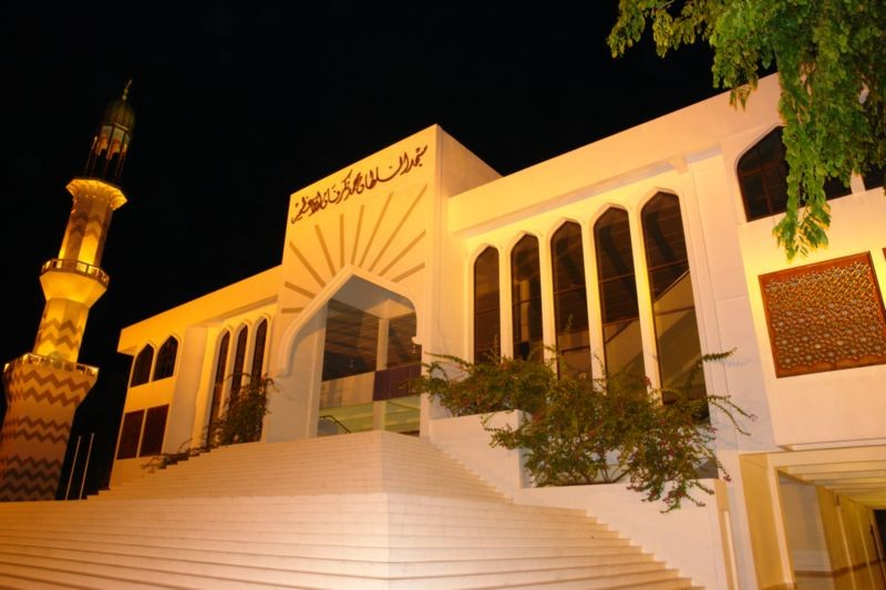Sulthan Muhammad Mosque