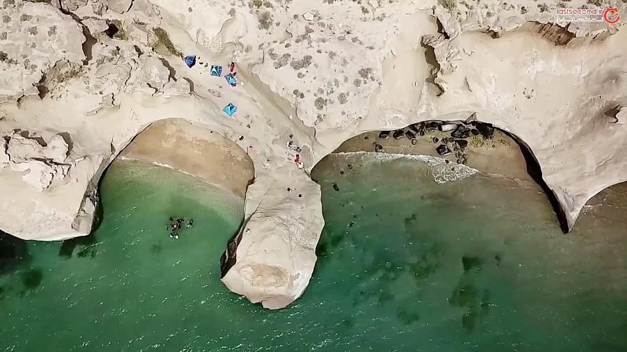 ساحل بنود و غار آبی (قسمت 1)