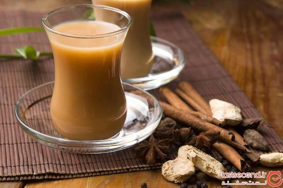 ماسالا چای