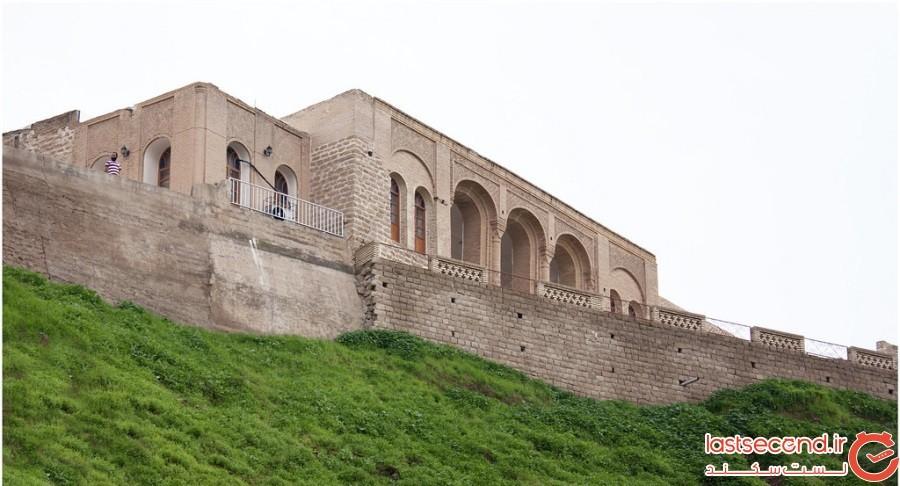 خانه مرعشی شوشتر، شاهکار معماری قاجار