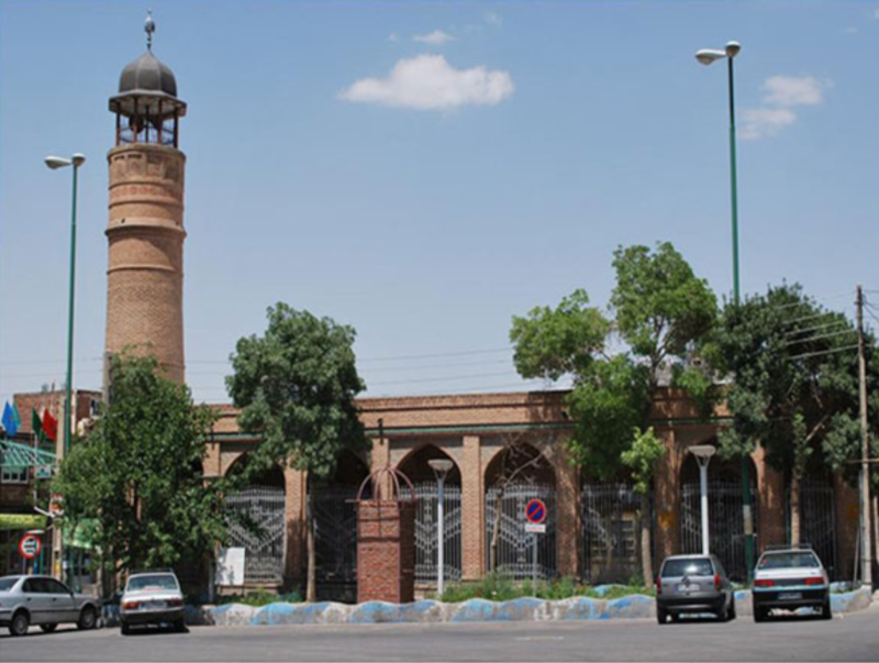 مسجد سبزه میدان اسکو