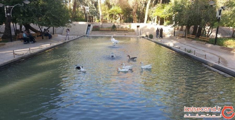 باغ گلشن طبس