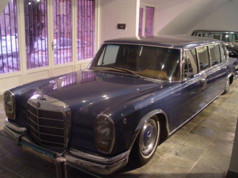 موزه اتومبیل های سلطنتی
