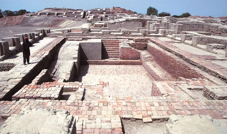 قدیمی ترین استخر دنیا در پاکستان کشف شد