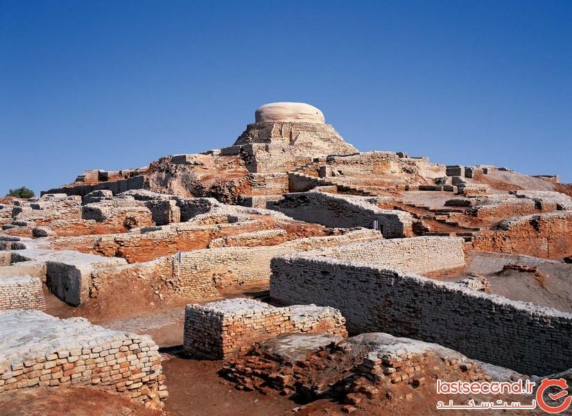 قدیمی ترین استخر دنیا