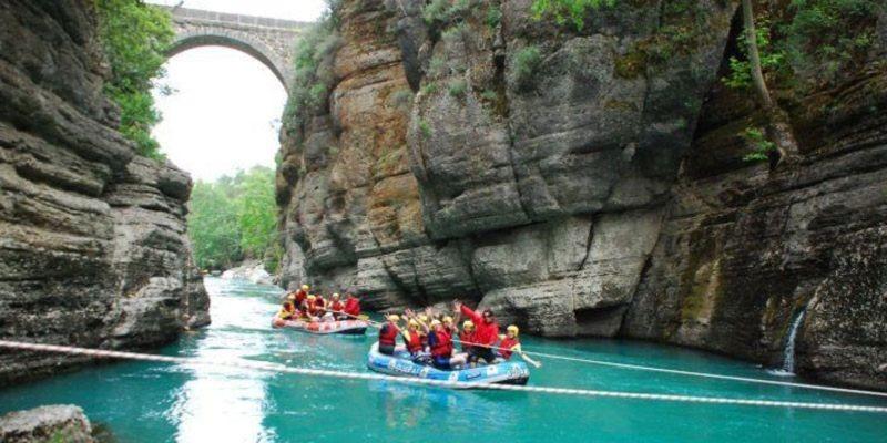 Koprulu Rafting Tour