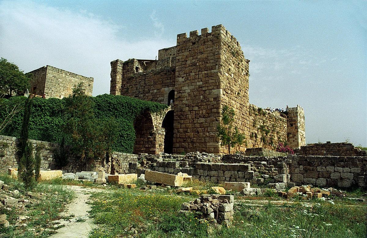 قلعه بیبلاس (جبیل)