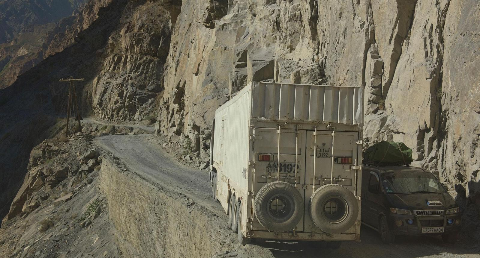 بزرگراه پامیر، مسیری خطرناک از میان آسیای مرکزی