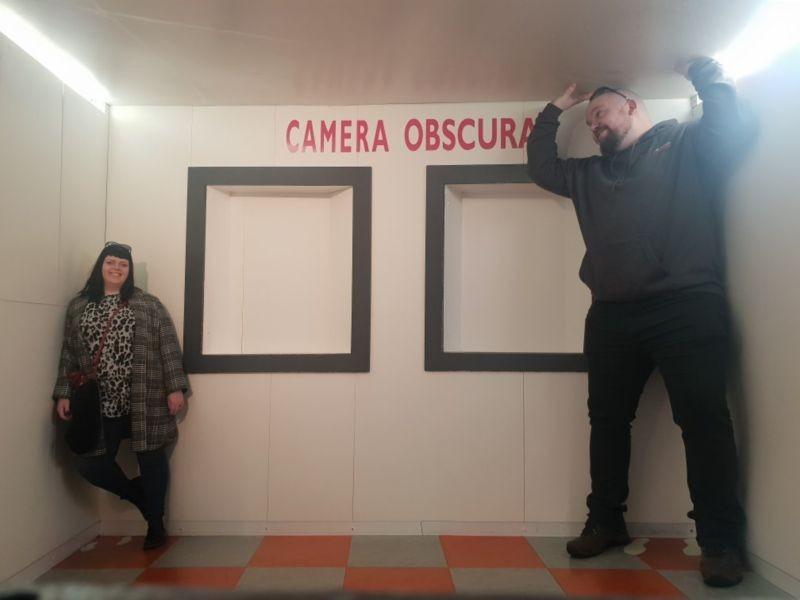 دوربین ابسکیورا و جهان توهمات