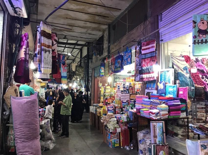 بازار قدیم بندر عباس