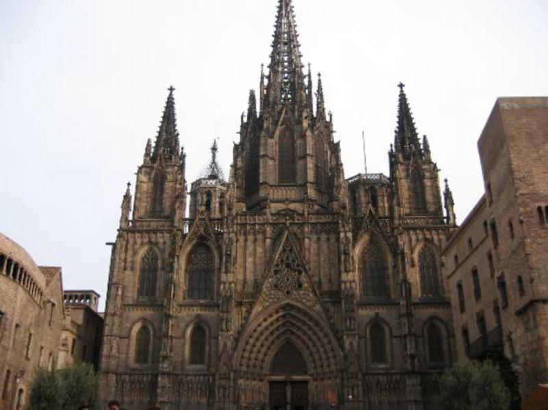 کلیسای جامع باسلونا